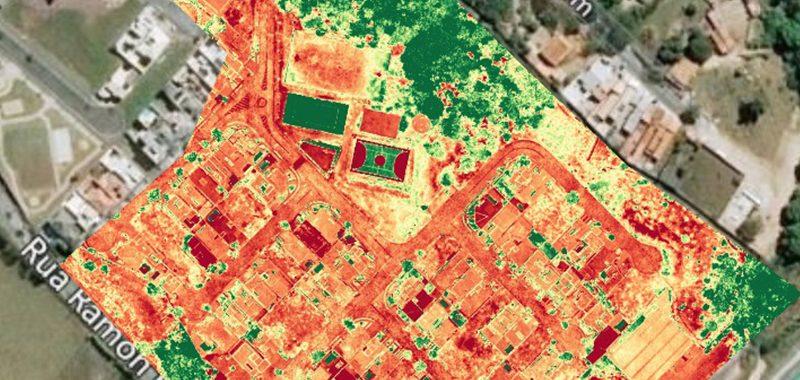 Mapeamento de área com Drone - Faz Verde - Sorocaba - Licenciamento Ambiental