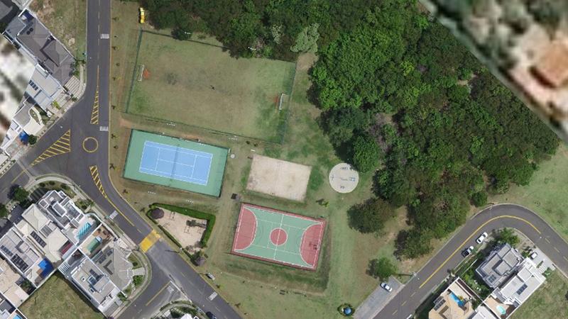Mapeamento de área com Drone